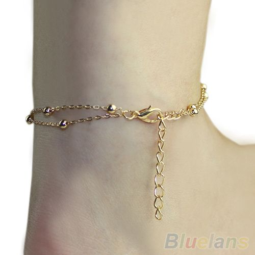 Like and Share if you want this  2014 New Fashion Sexy Double Chain Anklet Bracelet Ankle Chain Hand Chain Foot Jewelry Barefoot Beach 01G4     Tag a friend who would love this!     FREE Shipping Worldwide     Buy one here---> http://jewelry-steals.com/products/2014-new-fashion-sexy-double-chain-anklet-bracelet-ankle-chain-hand-chain-foot-jewelry-barefoot-beach-01g4/    #bangles