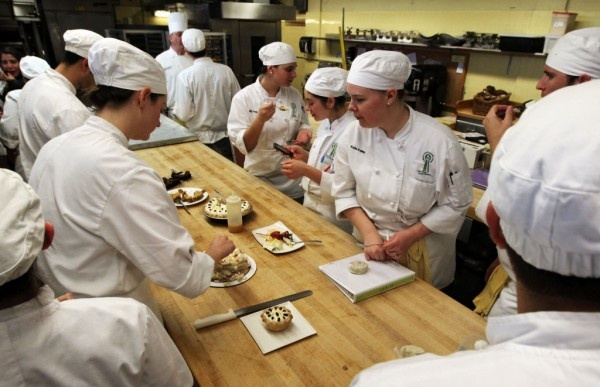 Apprenticeship is the key to get your foot in the door on becoming a pastry chef and learning the skills on becoming something great.I will be working with someone ,gaining the skills that they have and providing dishes on what i have learned.  http://pinterest.com/pin/250020216783578887/repin/