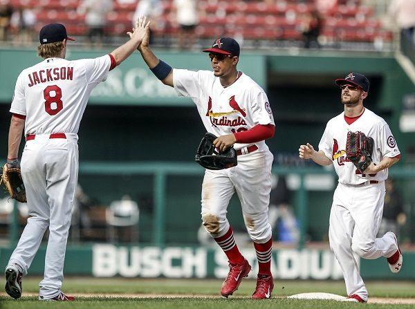 National League Playoff Standings: St. Louis Cardinals and ...