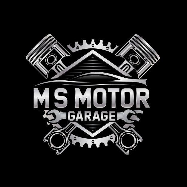 Automotive Auto Repair Logo Mechanic Logo Design Garage Logo Automotive Logo