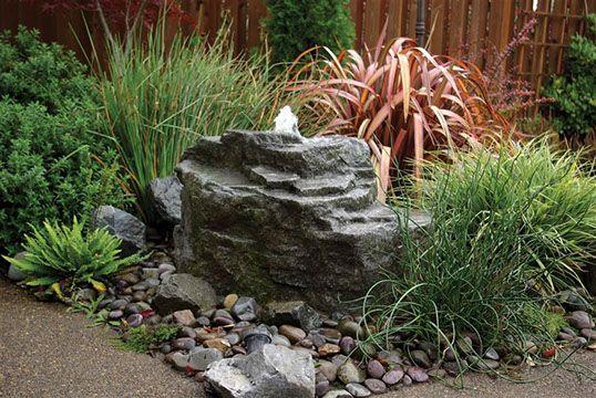 Bubbling Rock Foutnain