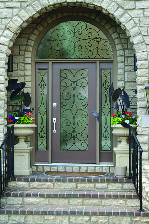 96 Best Stunning Entryways Images On Pinterest Homes The Doors