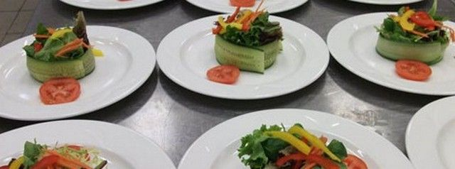 In house catering prepares international cuisine. Visit our site for more information http://www.theavenuebanquethall.com