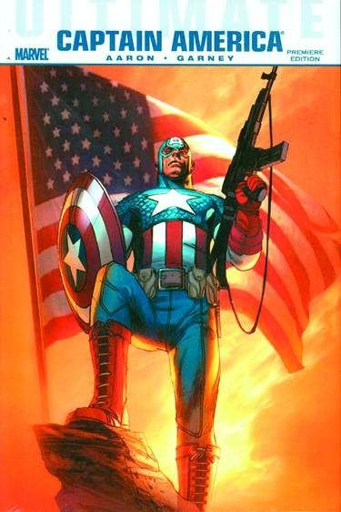 MARVEL COMICS (W) Jason Aaron (A/CA) Ron Garney Written by JASON AARON Penciled by RON GARNEY Cover by RON GARNEY Captain America meets his ultimate nemesis: the Captain America of the Vietnam War! As