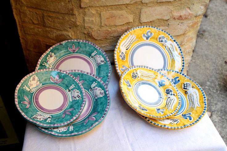 Oltre 25 fantastiche idee su Ceramiche Dipinte A Mano su Pinterest  Tazze di...
