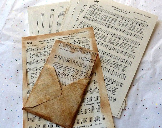 Coffee Themed Junk Journal Insert Travelers Notebook Tn Etsy Vintage Paper Crafts Vintage Paper Junk Journals