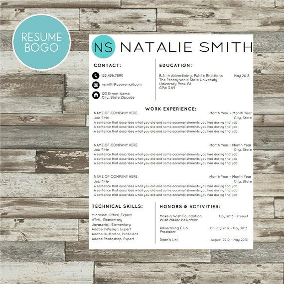 45 best Resume Tips Resume Design Resume Templates images on - how to use resume template in word