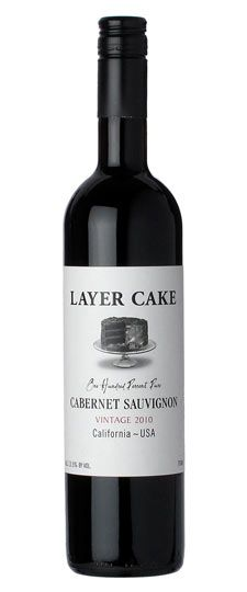 2010 Layer Cake California Cabernet Sauvignon wine / vinho / vino mxm #vinosmaximum