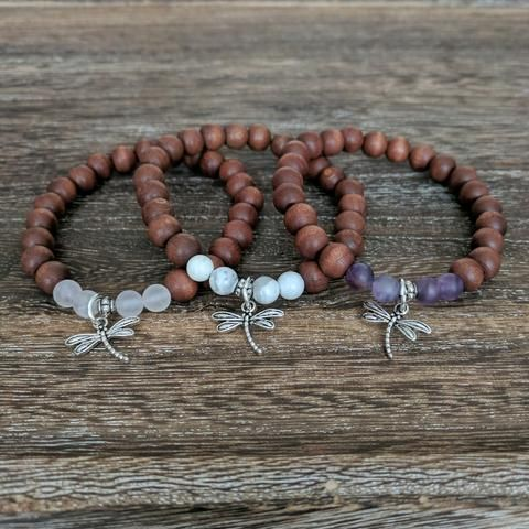 Dragonfly Wellness Retreat *giving back* Bracelet
