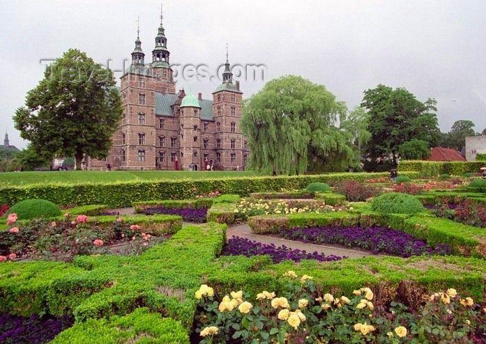 Rosenborg Castle garden | My country- - 100.2KB