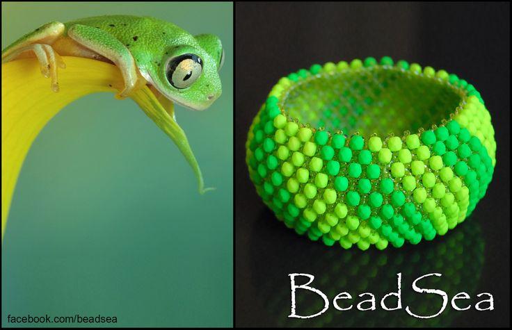 "Bracelet ""Rhea"" made by BeadSea"