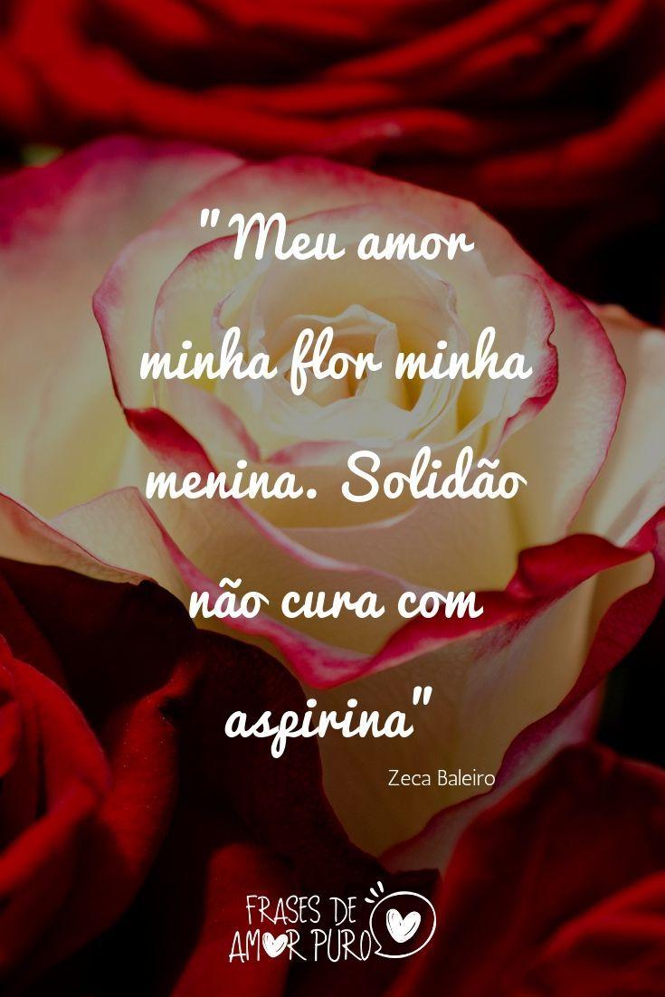 Meu Amor Minha Flor Minha Menina Com Imagens Amor Palavras