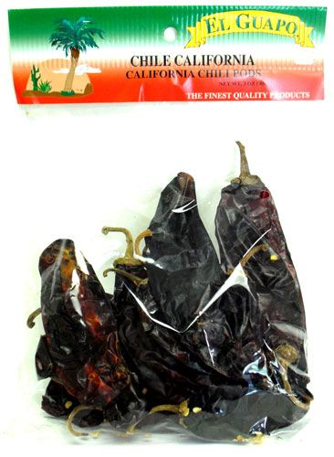 California Dried Chile Pepper - 3 oz