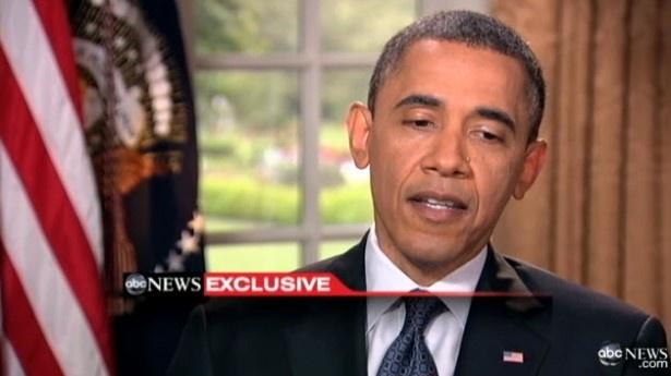Obama endorses same sex marriage! Go Obama!