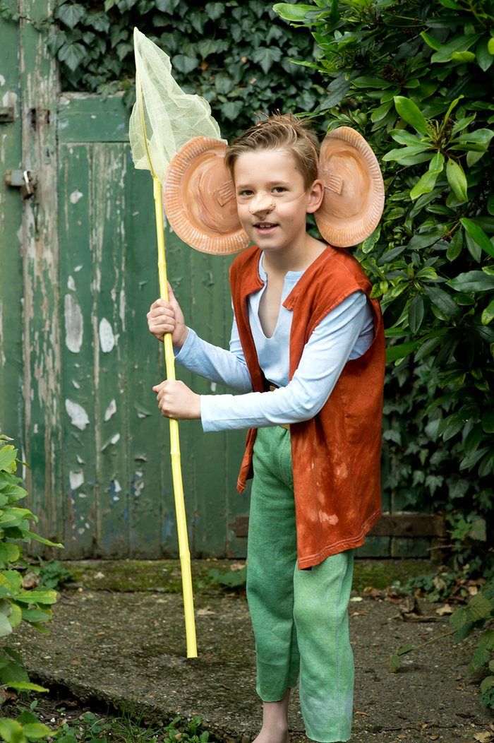 BFG and other great bookish costume ideas! #kidlit