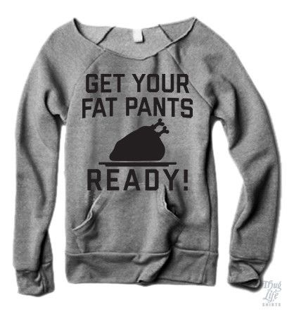 Get your fat pants ready this Holiday Season!