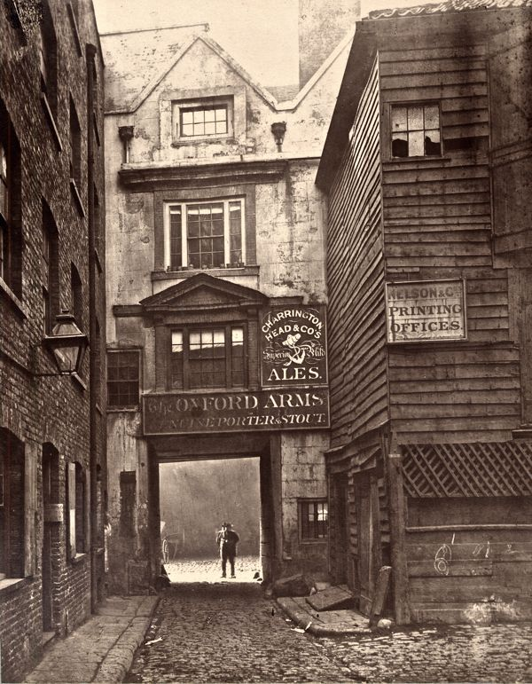 Victorian London (History in Pictures on Twitter)