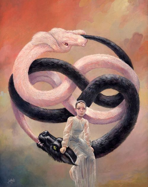 The Never Ending Story by Aaron Jasinski