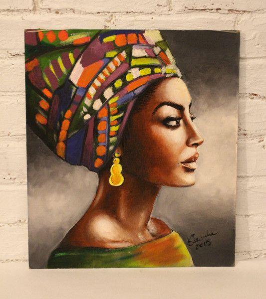 Obraz akrylowy Afryka 1 - KamaZawadzka - Obrazy akrylowe