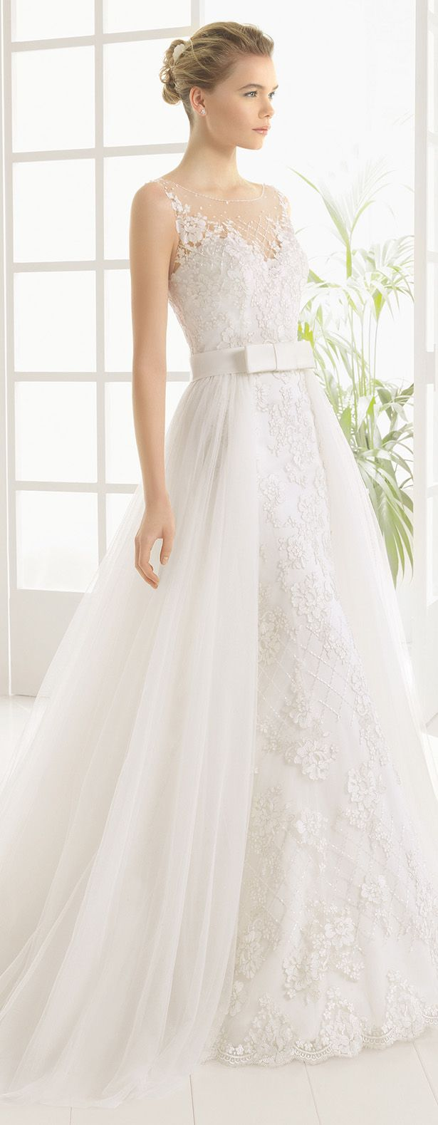 11 best brautkleid images on pinterest wedding frocks for Barcelona wedding dress designer