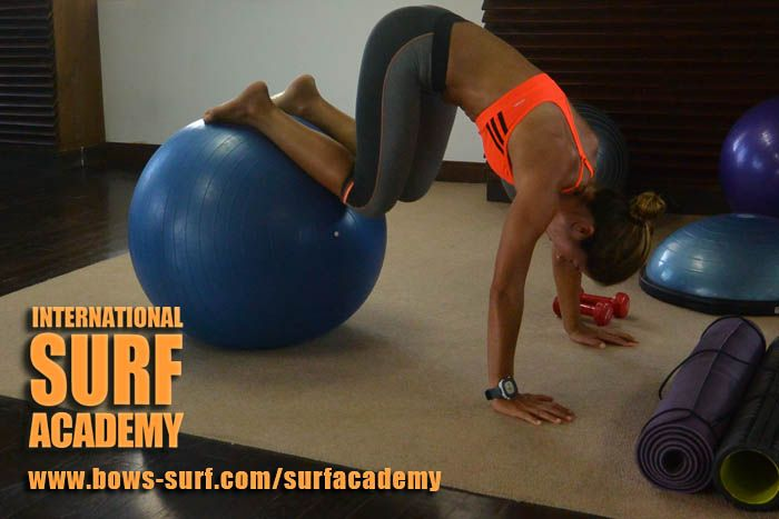 Surfing, SUP & Bodyboard Training with Rita Pires  http://bows-surf.com/surfacademy/