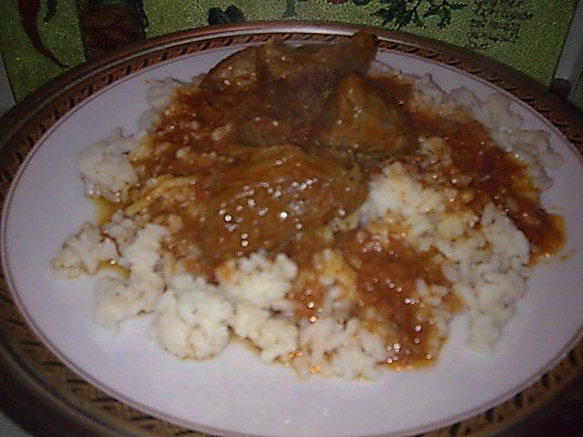 Μοσχαράκι με ρύζι ,,απλά υπέροχο!! ~ ΜΑΓΕΙΡΙΚΗ ΚΑΙ ΣΥΝΤΑΓΕΣ