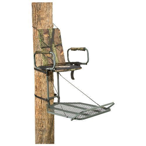 Deer Hunting Chair Hang On Deluxe Tree Stand Shooter Treestand Comfort Seat  #DeerHuntingChair