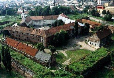 Fortress Oradea,  Romania