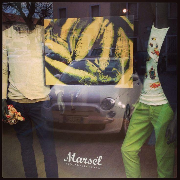 Fish 2014 feat. Marsel Abbigliamento