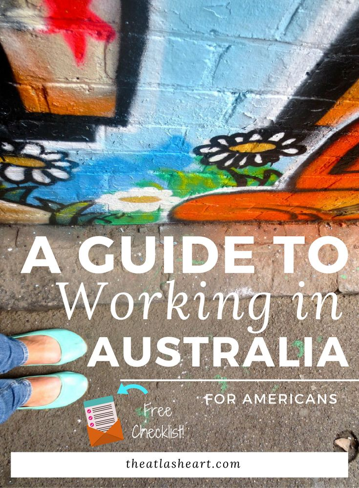 A Guide to Working in Australia | The Atlas Heart