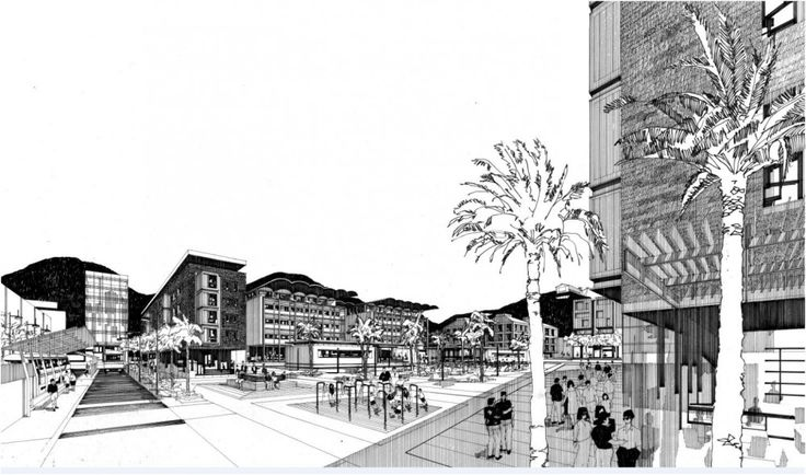 Seaside Resort Development Competition Entry / John Thompson & Partners + Alan Dunlop Architects + Gillespies