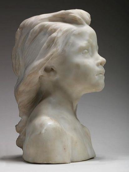 Camille Claudel (1864 - 1943), La Petite Châtelaine, 1895
