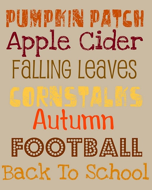 FallApples Cider, Back To Schools, Cant Wait, Favorite Things, Subway Art, Autumn Fall, Fall Time, Fall Autumn