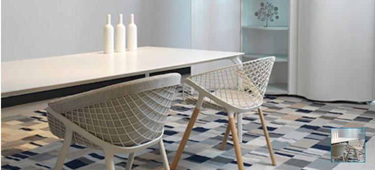 """Italiaans design label """" Alias"""" model kobi wood. een échte moderne klassieker!  verkrijgbaar bij Meijs Wonen"""