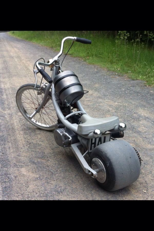 Simson Schwalbe extrem customized
