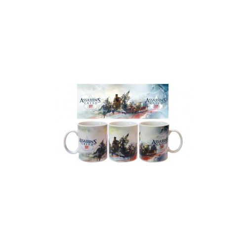 Taza Delaware - Assassin's Creed
