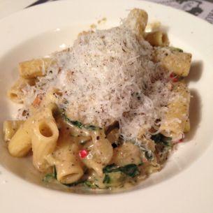 Pak Choy pasta med svamp - Recept från Mitt kök - Mitt Kök
