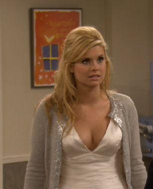 Joanna Garcia/Cheyenne - love her hair in this episode!