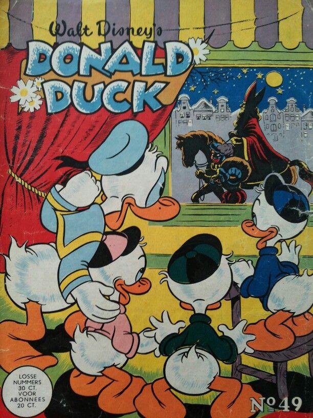 Sinterklaas 'cover' 1956