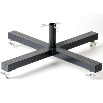 """2"""" X 52"""" Rolling Tree Stand for Artificial Trees"""
