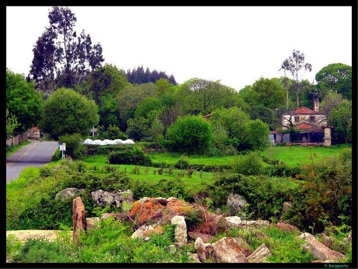 Lestedo, Lugo, Camino de Santiago