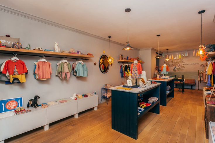 Caramel Madison Avenue store, as featured on Racked NY.