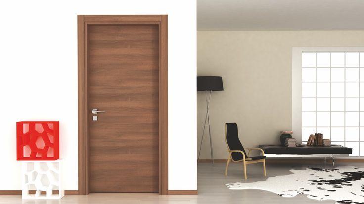Model: NT2100 Renk: Kızıl Ceviz  #door #doors #interiordoors #natural #bakisdoor #kapı