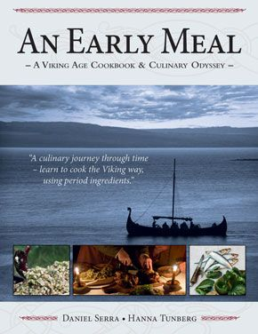 An Early Meal - a Viking Age Cookbook & Culinary Odyssey (I have seen good reviews from SCA members on this one.)
