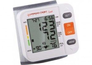 Ciśnieniomierz elektroniczny nadgarstkowy KTA-169 BASIC