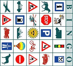 gratispuzzelen.nl Bingo kaartjes Nederland