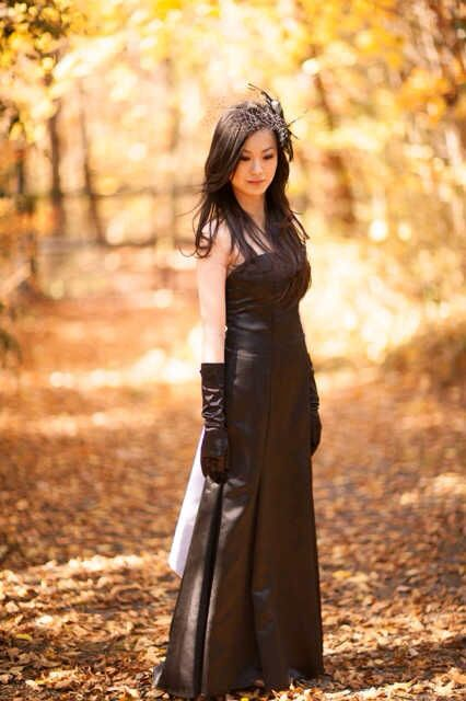 autumn photo shoot in Japan
