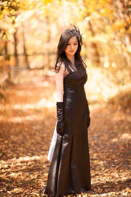 autumn photo shoot in Japan