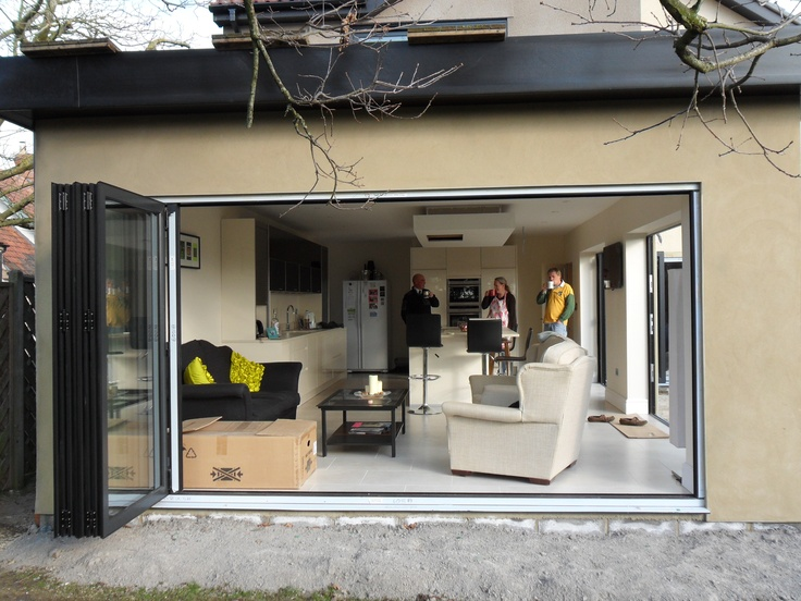 Lovely home, bifolds were the finishing touch!