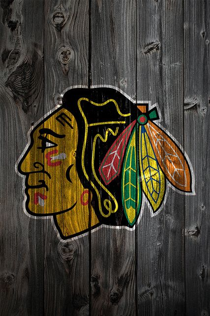 Chicago blackhawks wood iphone 4 background by - Hawk iphone wallpaper ...